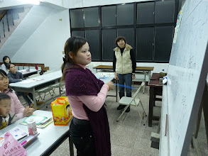Photo: 20111205頭屋行動教室-外配識字班005