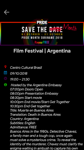 pride month suriname screenshot 3