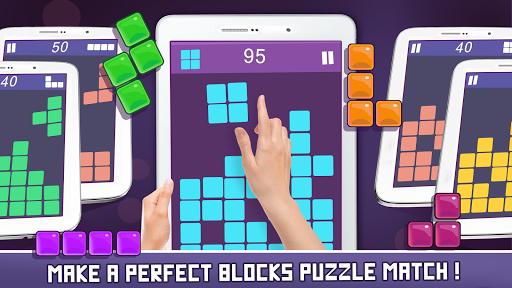 ブロックパズル爆発