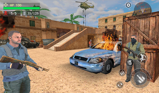 Counter Terrorist--Top Shooter 3D screenshot 22