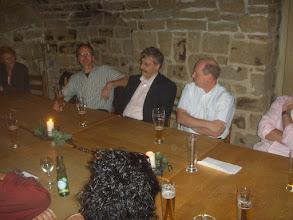 Photo: 2007 Chantal Rauhut, Claus Joop, Karl Hoffmeister & Detlev Scholz