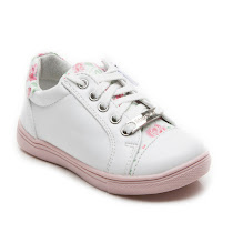 Step2wo Tea Party - Rose Trainer LACE UP