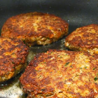Chickpea Burgers Bread Crumbs Recipes