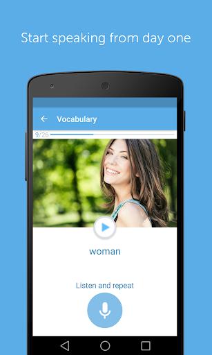 Learn to speak English with busuu 13.1.0b.15 screenshots 8