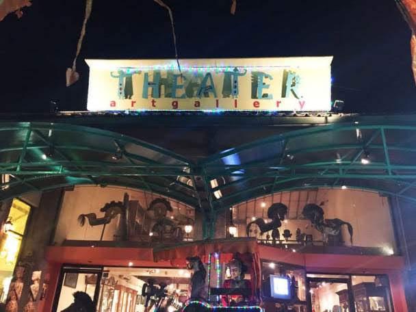 Theatre-Art-Gallery