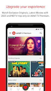 Airtel TV: Live TV, News, Movies & TV Shows 1.17.2 beta