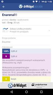 DrWidget Baza Leków 4.7.2 Mod + APK + Data UPDATED 3