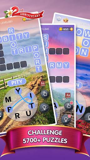 Word Crossy - A crossword game 2.3.6 Mod screenshots 5