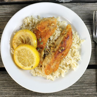 Lemon Thyme Chicken.