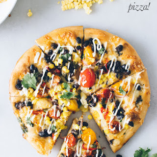 Mexican Pizza!.