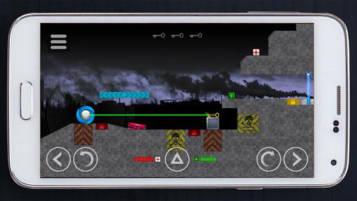 LASERBREAK Renegades game for Android screenshot