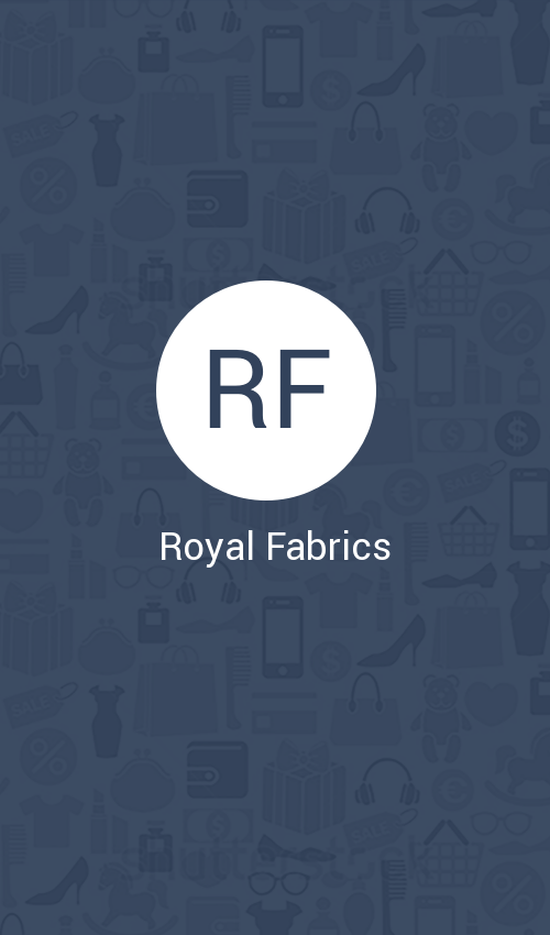 Royal Fabrics- screenshot