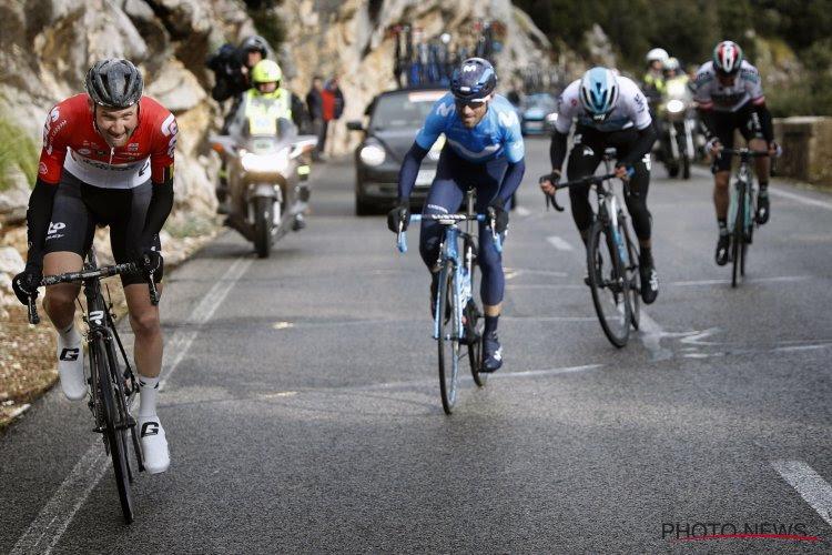 De rollen op Mallorca zijn nu omgekeerd: Wellens (7e) moet de zege aan iemand anders laten