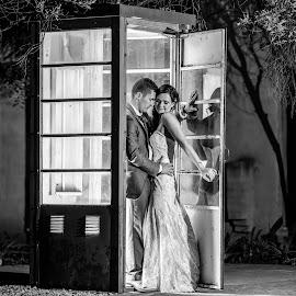 by Nici Pelser - Wedding Bride & Groom