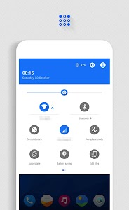 Flux White - CM13/12.1 Theme screenshot 3