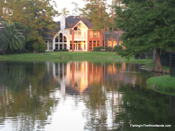 Shadowpoint Pond - Fishing In The Woodlands