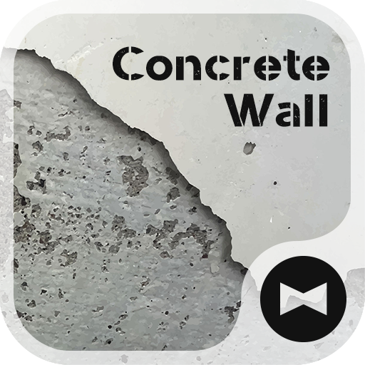 Concrete Wall +HOME Theme Icon