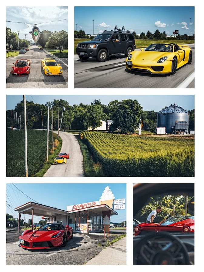 Road & Track Magazine- screenshot