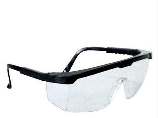 Kacamata pelindung mata anti debu anti iritasi nyaman berkendara motor tidak silau