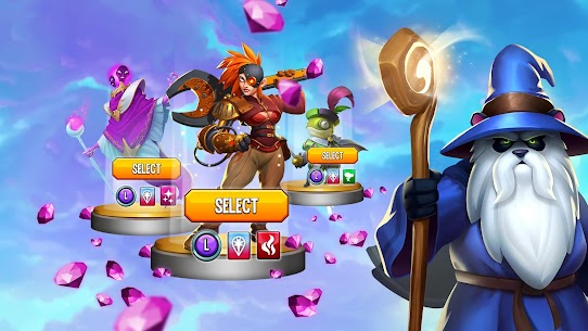 Monster Legends Mod APK 9.4.7 (Unlimited Money) for Android 4
