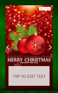 Veselé Vánoční Přání - náhled