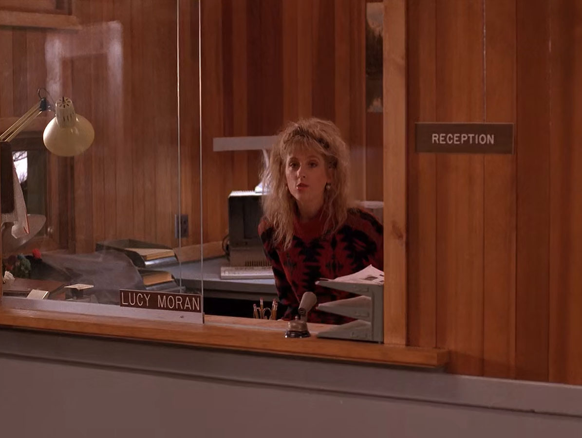Love Letter To Lucy's Sweaters - Twin Peaks Blog