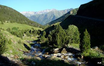 Photo: El valle de Ampriu.