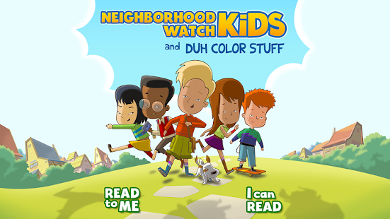 Duh Color Stuff - Read & Play- screenshot thumbnail