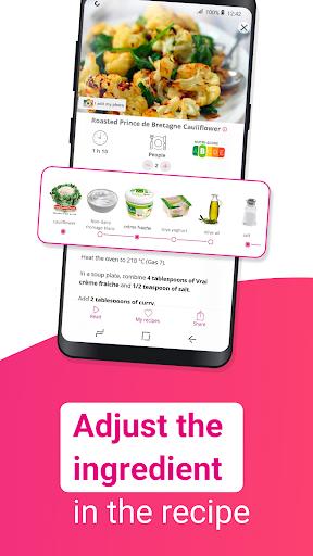 Magic Fridge: Easy recipe idea and anti-waste 4.2.3 screenshots 3
