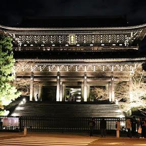 京都「知恩院 秋のライトアップ2018」でお坊さんに会いに行こう!  国宝の三門回廊にも上がれます