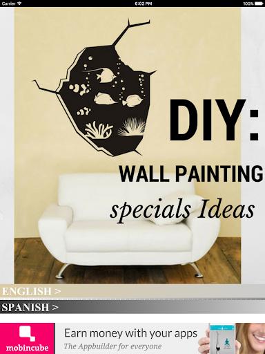 玩免費遊戲APP|下載DIY: WALL PAINTING IDEAS app不用錢|硬是要APP