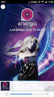 Screenshot of Energia 97 FM