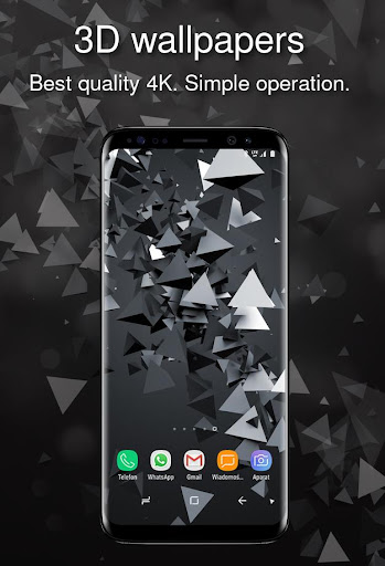 3D wallpapers 4k 1.0.12 screenshots 1