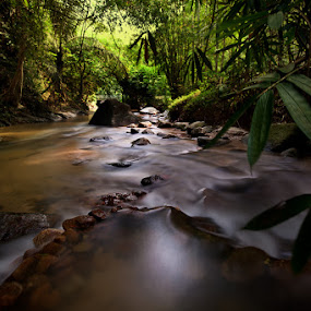 Ulu Cepor | Perak by Izham Khalid - Landscapes Waterscapes ( nature )