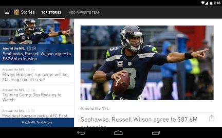 NFL Mobile Screenshot 7