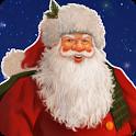 Santa's Christmas Solitaire TriPeaks icon
