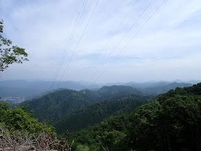 北側の展望
