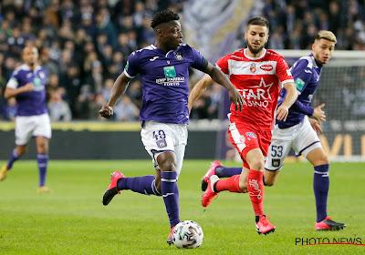 🎥 Revivez les plus belles actions de Jérémy Doku avec Anderlecht