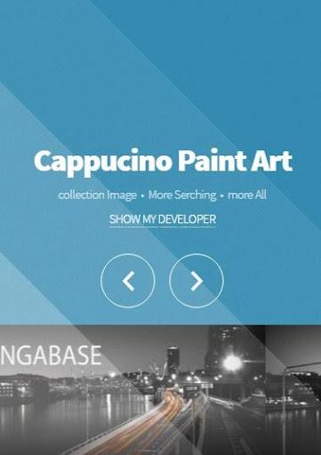 Cappucino油漆艺术