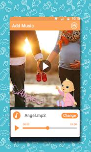 Pre Pregnancy Video Maker - náhled