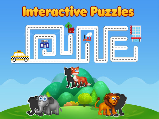 Zoolingo - Preschool Learning Games For Toddler apkmr screenshots 13