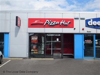 Pizza Hut Delivery On Williamson Street Pizza Takeaway In