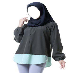 Design Blouse Muslimah Ideas - náhled