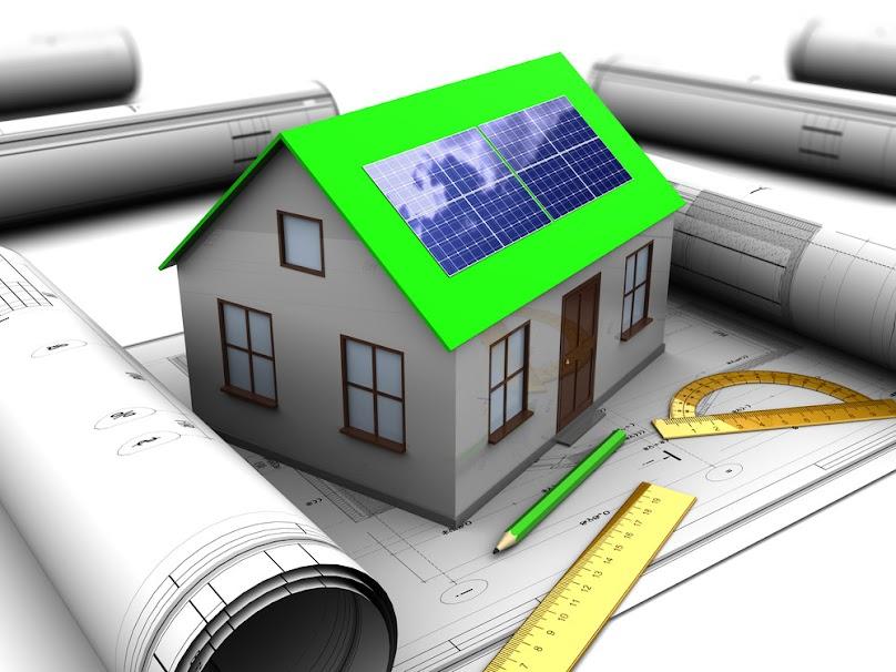 Projekt domu energooszcżędnego