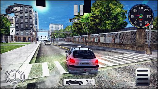 206 Drift & Driving Simulator 4.1 screenshots 7