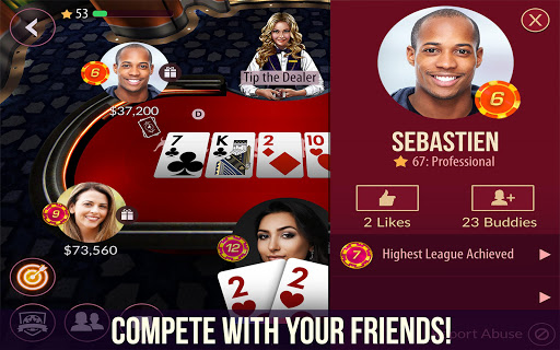 Zynga Poker screenshot 12