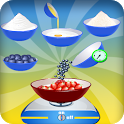 cooking games cooking pancakes icon