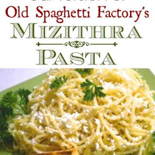 Spaghetti Factory Recipes.
