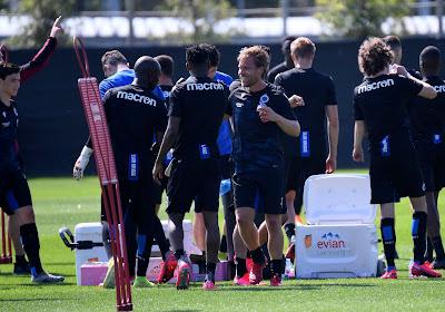 Une piste offensive de plus en plus concrète pour le Club de Bruges?