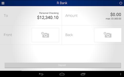 R Bank- screenshot thumbnail